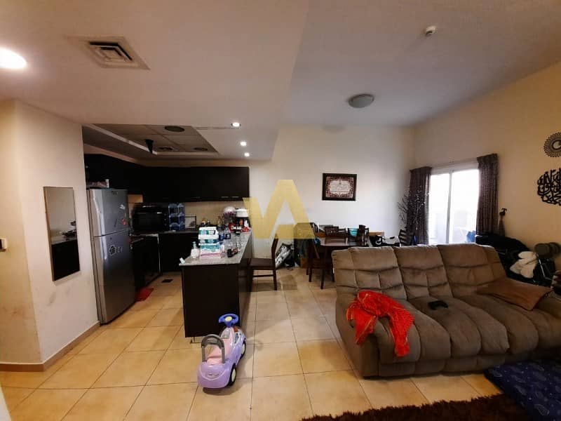 Excellent Location 2 BR | Huge Balcony| 600K Only