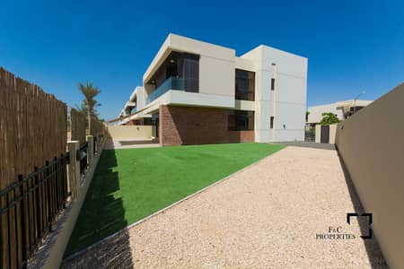 6 Bedroom Villa for Sale in DAMAC Hills (Akoya by DAMAC), Dubai - Corner Plot | Type V-4 | Park View | Richmond