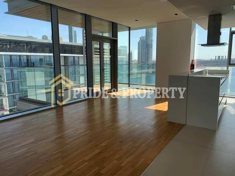 Dubai Eye View | Arabian Gulf View | Corner Unit