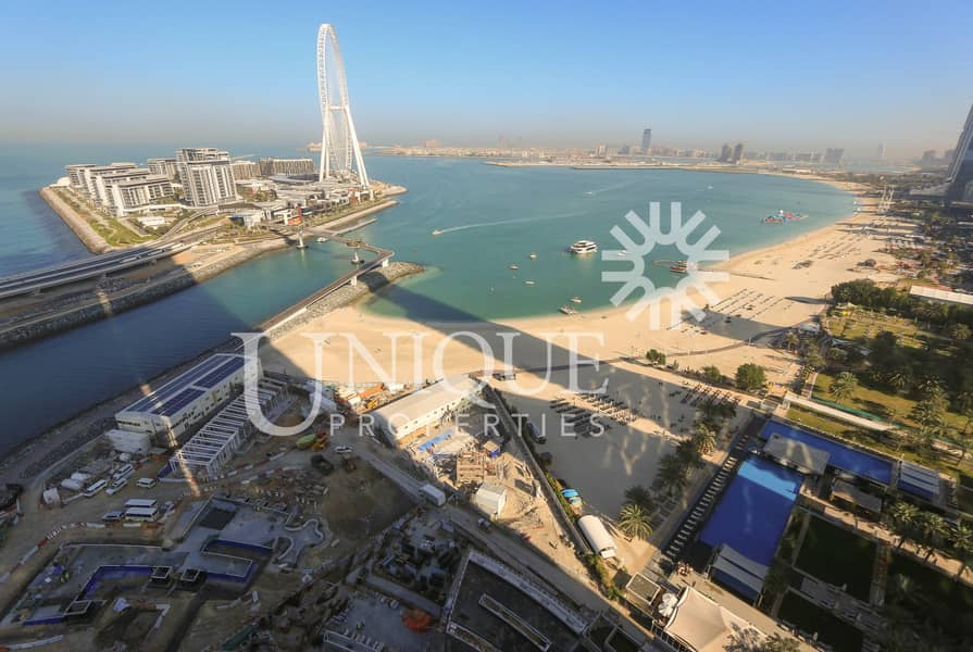 14 Exclusive Penthouse with Bluewaters and Marina View