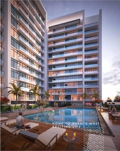 فلیٹ 1 غرفة نوم للبيع في داون تاون جبل علي، دبي - Fully Furnished One Bed  Apartment with flexible post handover payment plan