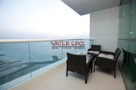 2 Bedroom Apartment for Sale in Jumeirah Beach Residence (JBR), Dubai - 2BR + Maids   High ROI   Higher Floor   Sea View