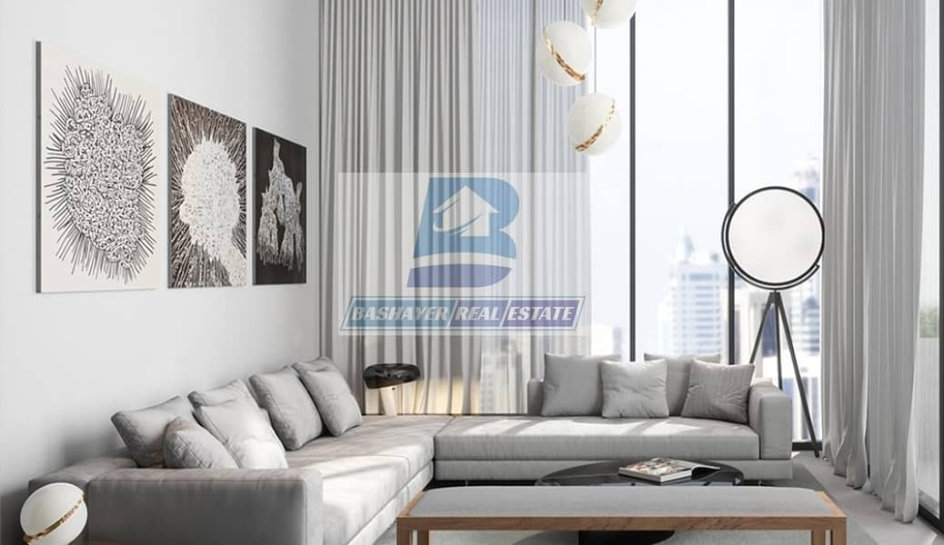 2 Own your 1 BR Apartment l Only 0.75% Per month