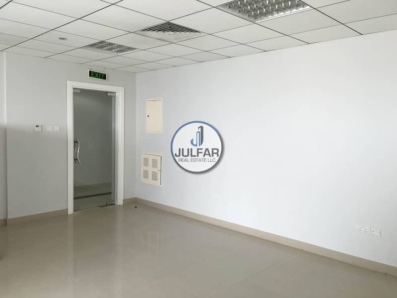  3-Offices Together For Sale  Julphar Towers Rak.