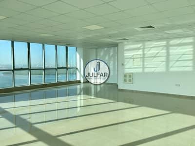Office for Sale in Dafan Al Nakheel, Ras Al Khaimah - *3- king Size Offices | For Sale| Julphar Towers.