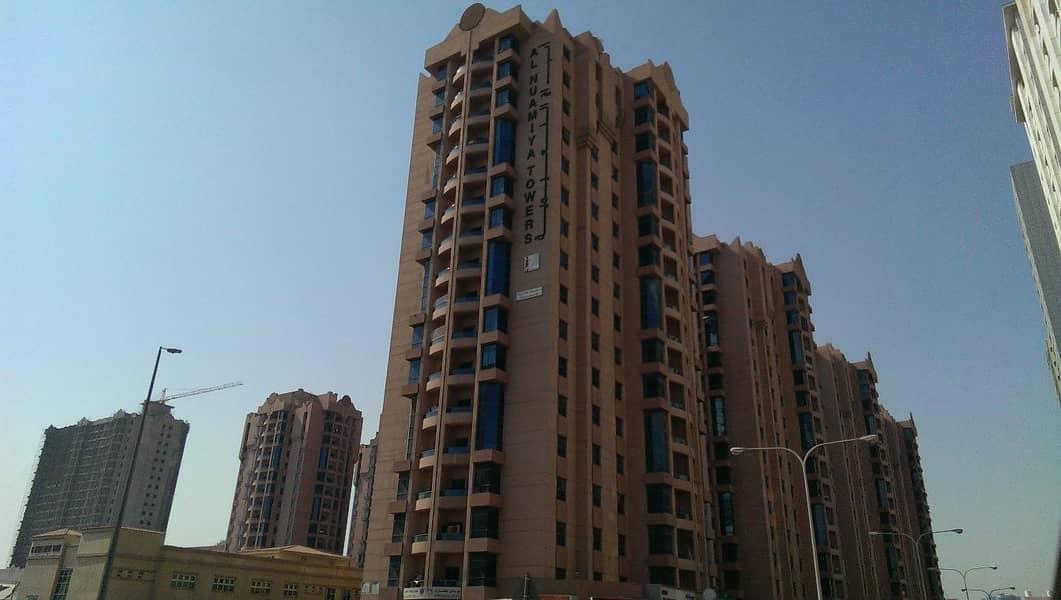 شقة في أبراج النعيمية النعيمية 2 غرف 30000 درهم - 4670181