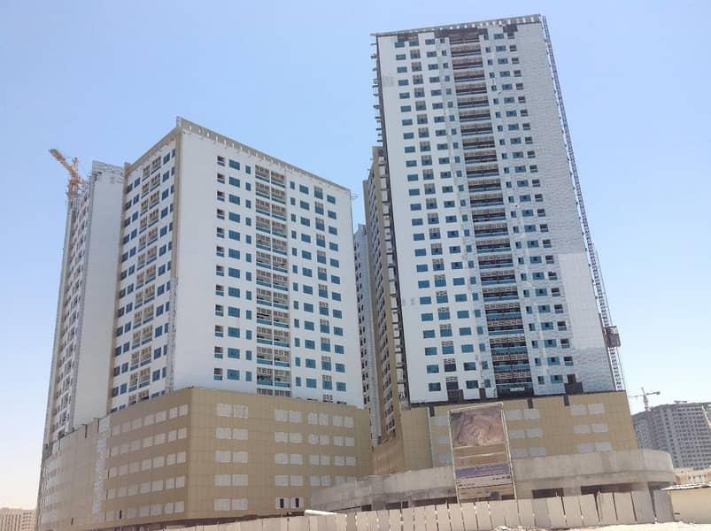 شقة في أبراج لؤلؤة عجمان عجمان وسط المدينة 1 غرف 19000 درهم - 4841939
