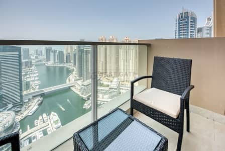 Full Marina View| Mid Floor | All bills included