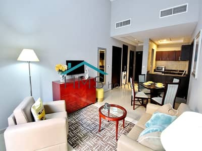 فلیٹ 2 غرفة نوم للبيع في قرية جميرا الدائرية، دبي - Beautfiul Two Bedroom | Large Terrace | Furnished