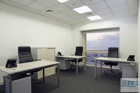 Office for Rent in Sheikh Zayed Road, Dubai - Co-Working Space in Millennium Plaza SZR