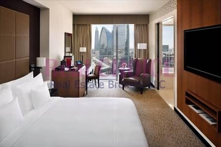 Hotel Apartment for Rent in Downtown Dubai, Dubai - Spacious Layout| Dewa