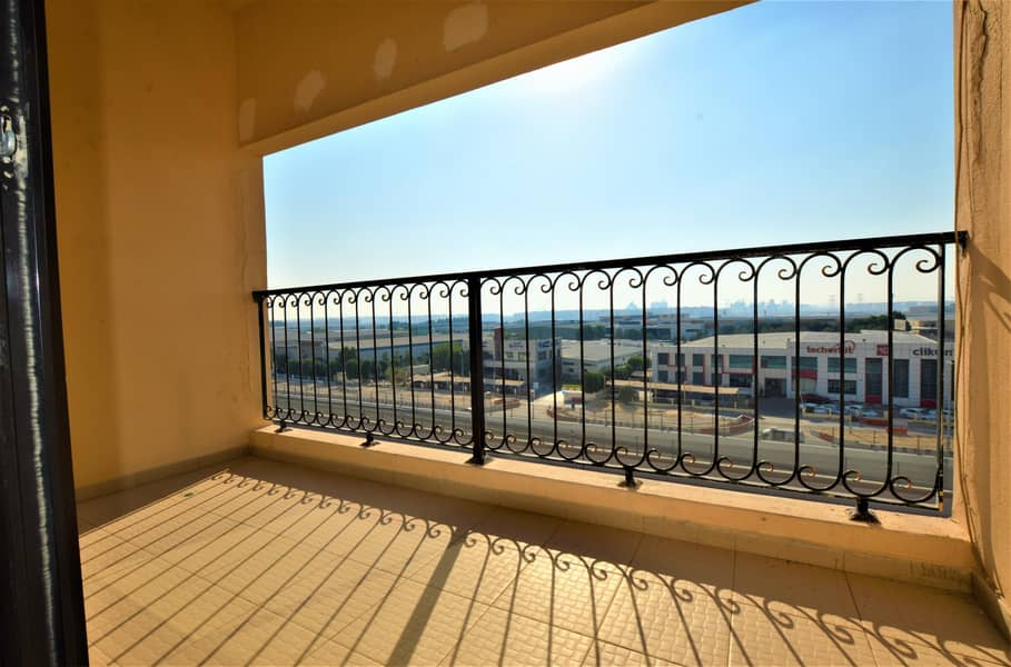 2 Spacious Studio in DIP 1 With Spacious Balcony