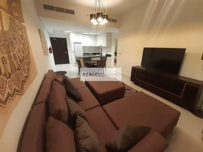 2 Bedroom Apartment for Rent in Jumeirah Village Circle (JVC), Dubai - LUXURY FURNISHED 2BR  APT GHALIA