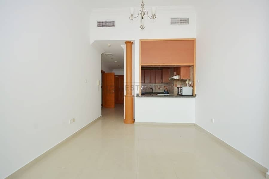 Unfurnished 1BR   Well Maintained   Chiller Free