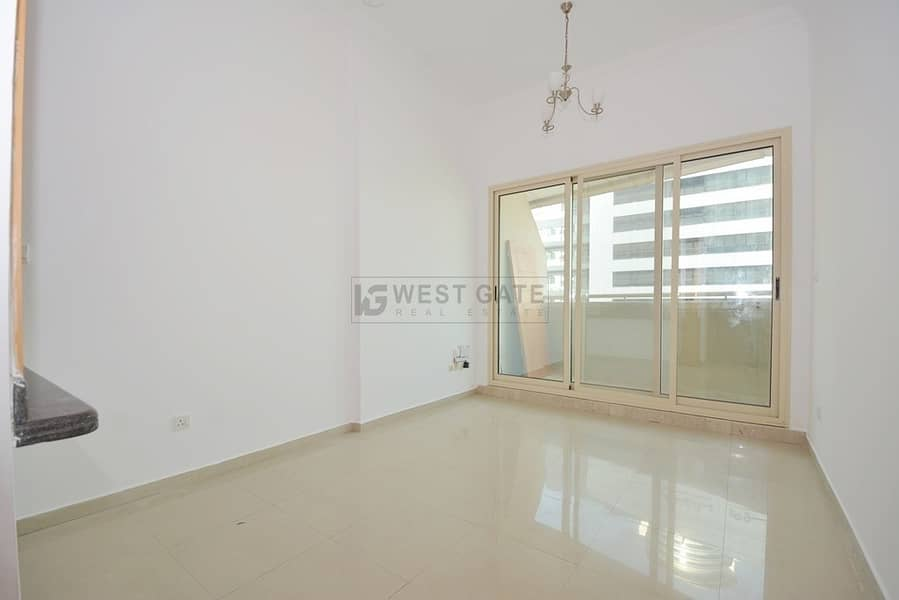 2 Unfurnished 1BR   Well Maintained   Chiller Free