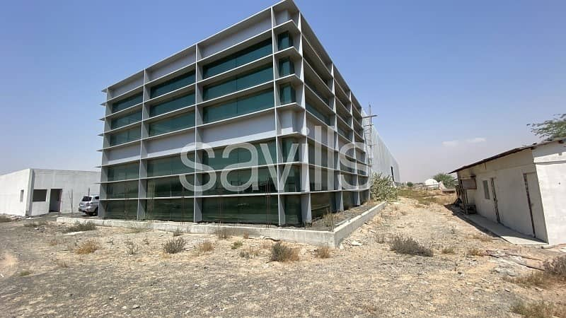 2 Industrial Facility For Sale in Al Hamriya Freezone