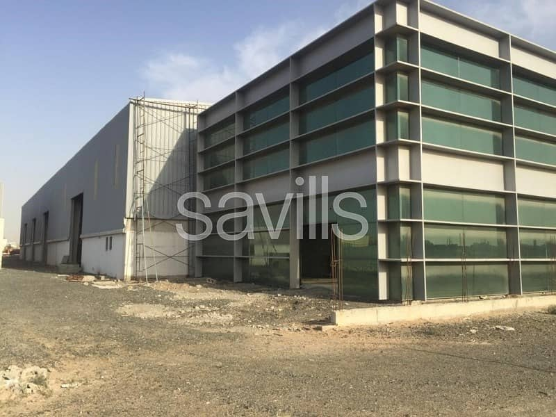 22 Industrial Facility For Sale in Al Hamriya Freezone