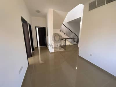 5 Bedroom Villa for Rent in The Villa, Dubai - Facing Park ! 5 bed Rooms !Mazaya  A1  Single Row  Big Villa