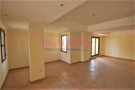 2 Bedroom Flat for Rent in Mirdif, Dubai - Biggest 2Br apartment with big balcony and community view