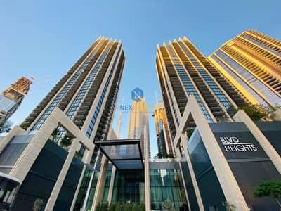 فلیٹ 1 غرفة نوم للايجار في وسط مدينة دبي، دبي - Pool View | Bright and Spacious| Chiller Free