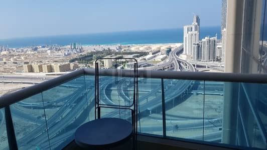 3 Bedroom Flat for Rent in Jumeirah Lake Towers (JLT), Dubai - GOOD OFFER GOOD PRICE WITH LAKE AND SEA VIEW