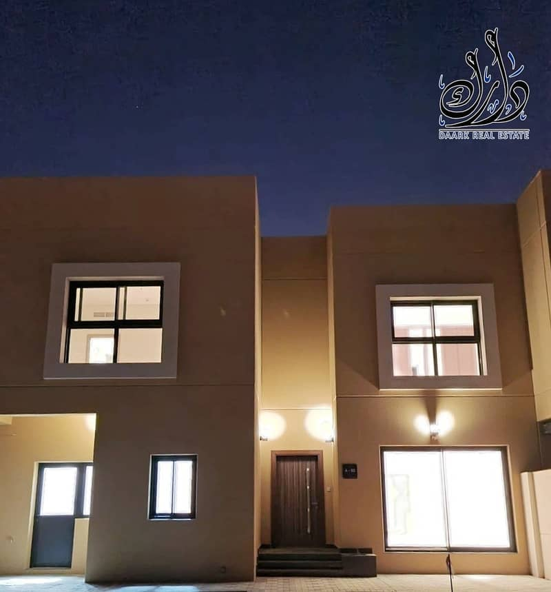 Own 4 Bedrooms Smart Villa in Sharjah I Without Down Payment !