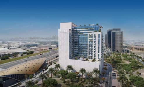 شقة 2 غرفة نوم للبيع في الفرجان، دبي - تملك شقة جاهزة بدون عمولة في دبي غرفتين وصالة