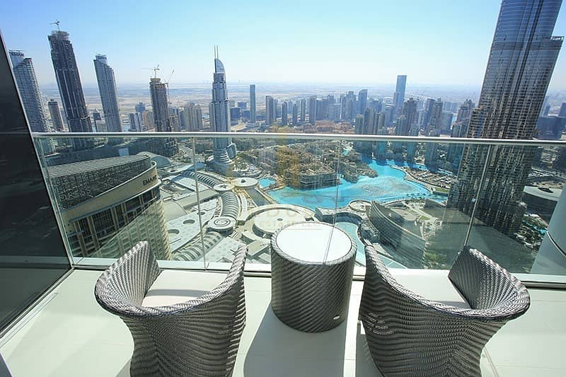19 Fully Furnished | Luxury 5 Bedroom The Address The Blvd | Burj and Fountain Views