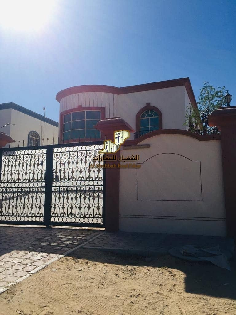 39 Villa for sale at an attractive price in Ajman