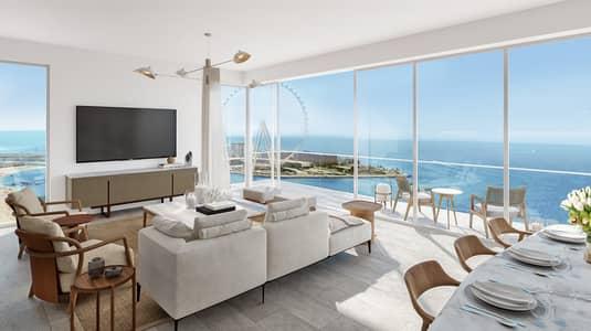 بنتهاوس 5 غرف نوم للبيع في جميرا بيتش ريزيدنس، دبي - High Floor Penthouse | JBR | Full Sea View |