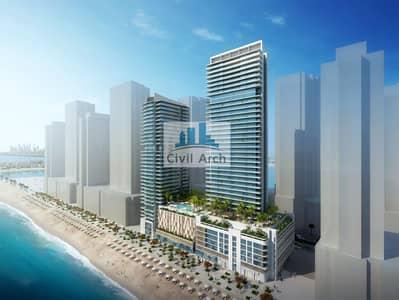 فلیٹ 3 غرف نوم للبيع في دبي هاربور، دبي - MOST STUNNING MARINA VISTA 3BR+3YR PAY+3YR SC FREE+50% DLD