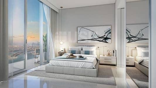 1 Bedroom Flat for Sale in Dubai Harbour, Dubai - Spectacular view of Plan || Private Beach || Emaar