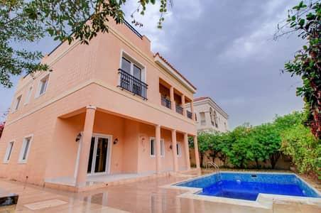 فیلا 5 غرف نوم للبيع في ذا فيلا، دبي - Hacienda villa with pool