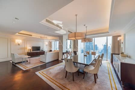 4 Bedroom Apartment for Rent in Downtown Dubai, Dubai - Sky Collection | Monthly Rent @ 90K