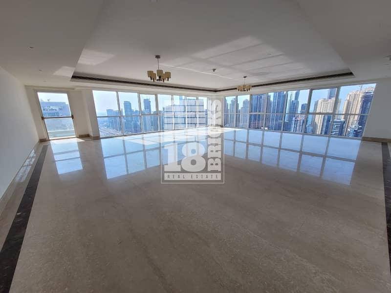Penthouse | High-end | Marina View | Vacant