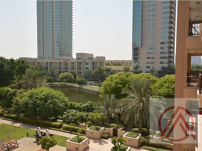 2+Study Lake and Park view Greens-  Turia for 110k