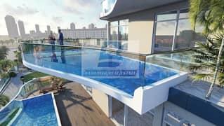 شقة في سمانا جولف أفينيو مدينة دبي للاستديوهات 379000 درهم - 4921012