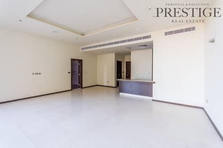 شقة 1 غرفة نوم للايجار في نخلة جميرا، دبي - 1 Bed | Park view | Unfurnished