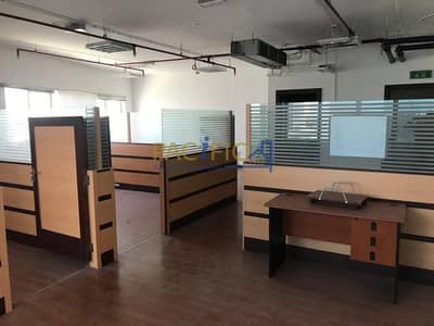 Office for Rent in Barsha Heights (Tecom), Dubai - Fitted Office Space  | Chiller Free  | Further Discount
