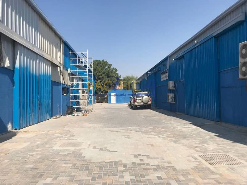 2 6 Warehouse Compound for Sale   Barsha Road