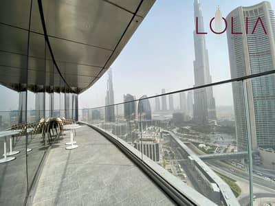 Stunning Burj Khalifa View | Luxurious 2 BHK | High Floor