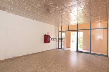 Shop for Rent in International City, Dubai - Fitted Retail Shop Space with Attached washroom