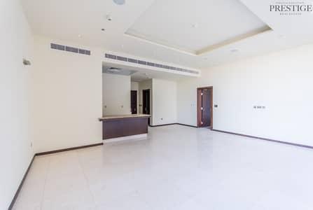 فلیٹ 1 غرفة نوم للايجار في نخلة جميرا، دبي - 2 Bed | Great View | Unfurnished