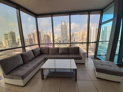 1 Bedroom Flat for Rent in Jumeirah Lake Towers (JLT), Dubai - Skyline View I Marina View I High Floor