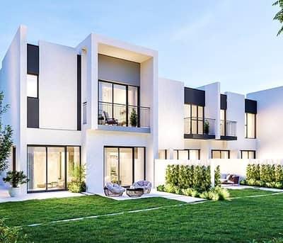 تاون هاوس 3 غرف نوم للبيع في دبي لاند، دبي - تاون هاوس في لاروزا فيلانوفا دبي لاند 3 غرف 1149000 درهم - 4921259
