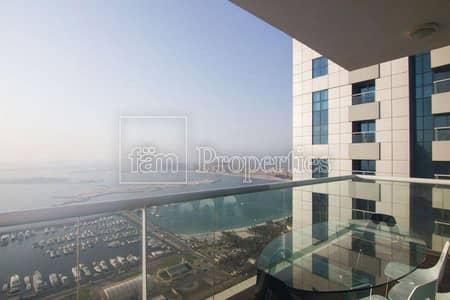 4 Bedroom Apartment for Sale in Dubai Marina, Dubai - Partial sea View 4+ maid apt in Marina
