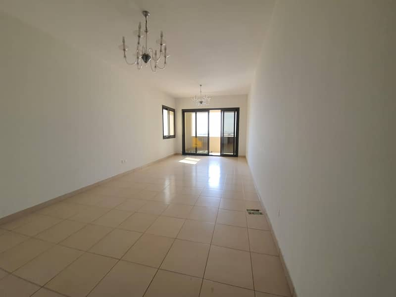 2 Spacious 2 BHK | AL TAWUUN | MAJESTIC TOWER