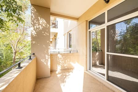 1 Bedroom Flat for Rent in Motor City, Dubai - Spacious and Bright unit | West Court 1