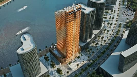 1 Bedroom Apartment for Sale in Business Bay, Dubai - Waterfront Living