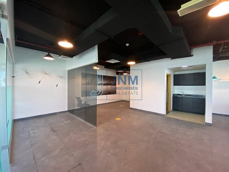 2 Fitted and Partitioned Office JBC 1 | High Floor